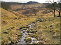 SE0103 : Chew Brook near Dove Stone Reservoir by David Dixon