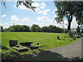 SP0891 : Vacant ground? Witton Cemetery by Robin Stott