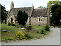 ST3395 : Former St Davids Church, Llanddewi Fach by John Grayson