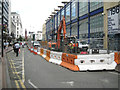 SP0786 : Metro extension works, Corporation Street B2 by Robin Stott