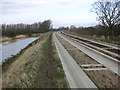 TL3270 : Guided busway to St Ives by Hugh Venables