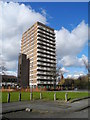 SJ8696 : Wenlock Court, West Gorton by John Topping