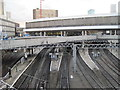 SP0786 : Birmingham New Street railway station by Nigel Thompson