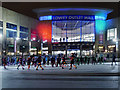 SJ8097 : Speed of Light Warm Down at Lowry Square by David Dixon