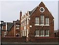 SJ7055 : Crewe - former school on Stalbridge Road (from E) by Dave Bevis