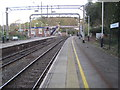SJ8354 : Kidsgrove railway station by Nigel Thompson