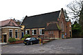 TQ4566 : St Johns URC Church Hall by Ian Capper