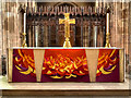 SJ8398 : The High Altar, Manchester Cathedral by David Dixon