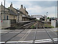 SK5879 : Worksop railway station by Nigel Thompson