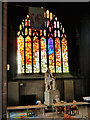SJ8398 : Revelation Window, Manchester Cathedral by David Dixon