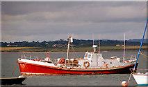 S8005 : Former lifeboat, Fethard by Albert Bridge
