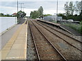 TL0244 : Kempston Hardwick railway station by Nigel Thompson