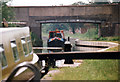 SJ7362 : Crows Nest Bridge 161 from Crows Nest Lock 67 Trent & Mersey Canal by Jo Turner