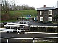 ST6172 : Lock keeper's cottage, Netham Lock by Christine Johnstone