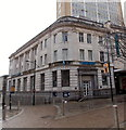 ST3188 : Barclays Bank, Commercial Street, Newport by John Grayson