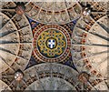 TR1557 : Fan Vaulting at Canterbury Cathedral by Julian P Guffogg