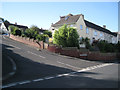 SX9373 : South end of Coleman Avenue, Teignmouth by Robin Stott