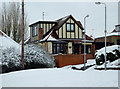 SO9096 : Detached house in Penn, Wolverhampton by Roger  Kidd