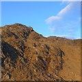 NM8790 : Ridge to Meall nan Each by Luke Oldale