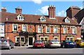 SU1405 : The Original White Hart, Ringwood by Mike Smith