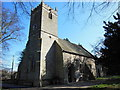SE6111 : St Mary's Church, Kirk Bramwith by Bill Henderson