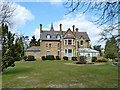 TQ2792 : Friary House, Friary Park, Friern Barnet by Robin Webster