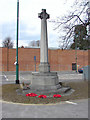 SU9168 : Ascot war memorial by Alan Hunt