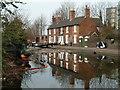 SO9199 : Canal-side scene, Wolverhampton : Week 15