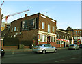 TQ3978 : Greenwich Town Social Club by Stephen Craven