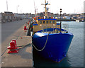 J5082 : The 'Ocean Dawn' at Bangor : Week 15