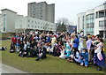 NO3930 : Cosplay Convention, University of Dundee by Bill Harrison
