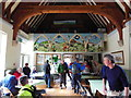 SE8461 : Thixendale village hall by Ian S