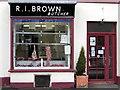 NY7708 : Butcher's Shop, Market Street, Kirkby Stephen : Week 15