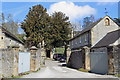 SK2169 : Mews Cottages on Holme Lane by K  A