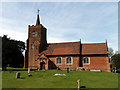 TQ4999 : St Michael's, Theydon Mount by Robin Webster