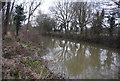 TQ5746 : River Medway by N Chadwick