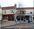 ST6389 : St Peter's Hospice Shop, Thornbury by John Grayson