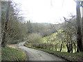 SU8186 : Un-named lane east of Homefield Wood by Stuart Logan