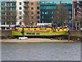 TQ3078 : Tamesis, Albert Embankment by David P Howard