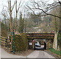 SK2958 : Matlock Bath, Derbys. DE4 by David Hallam-Jones
