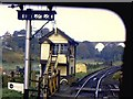 SX2363 : Approaching Coombe Junction signal box by Richard Green
