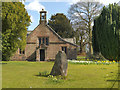 SJ7083 : St Mary's Chapel, High Legh by David Dixon
