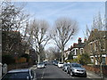 TQ2079 : Newton Avenue, South Acton by David Anstiss