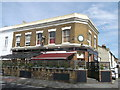 TQ2079 : The Stag Public house, Acton Green by David Anstiss