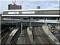 SP0786 : Railway lines into New Street Station by JThomas