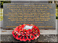 SJ7281 : War Memorial Dedication by David Dixon