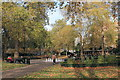 TQ3081 : Russell Square by K  A