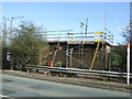 SK0315 : Utilities building on Hednesford Road by JThomas