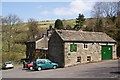 SE0006 : The Cross Keys, Uppermill by Bill Boaden