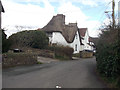 ST6618 : Thatched cottage in Newtown, Milborne Port by John Firth